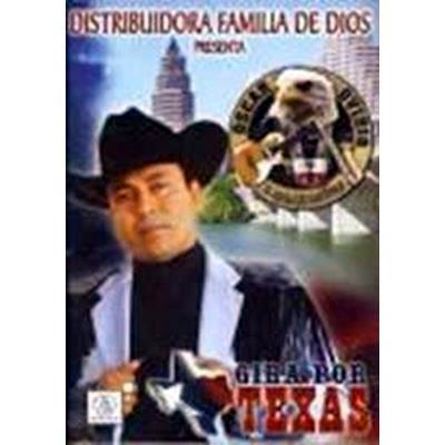 Gira Por Texas DVD Oscar Ovidio