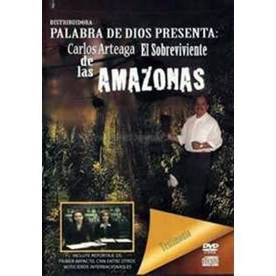 Carlos Arteaga Dvd Testimonio Cristiano